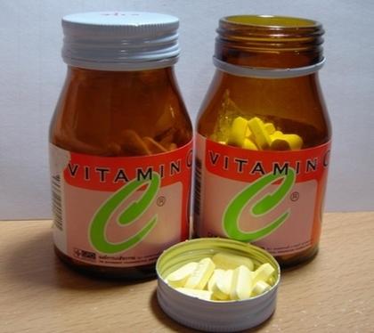 วิตามินซี องค์การเภสัชกรรม VITAMIN C  GPO