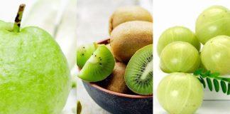 ผลไม้ที่มีวิตามินซีสูง